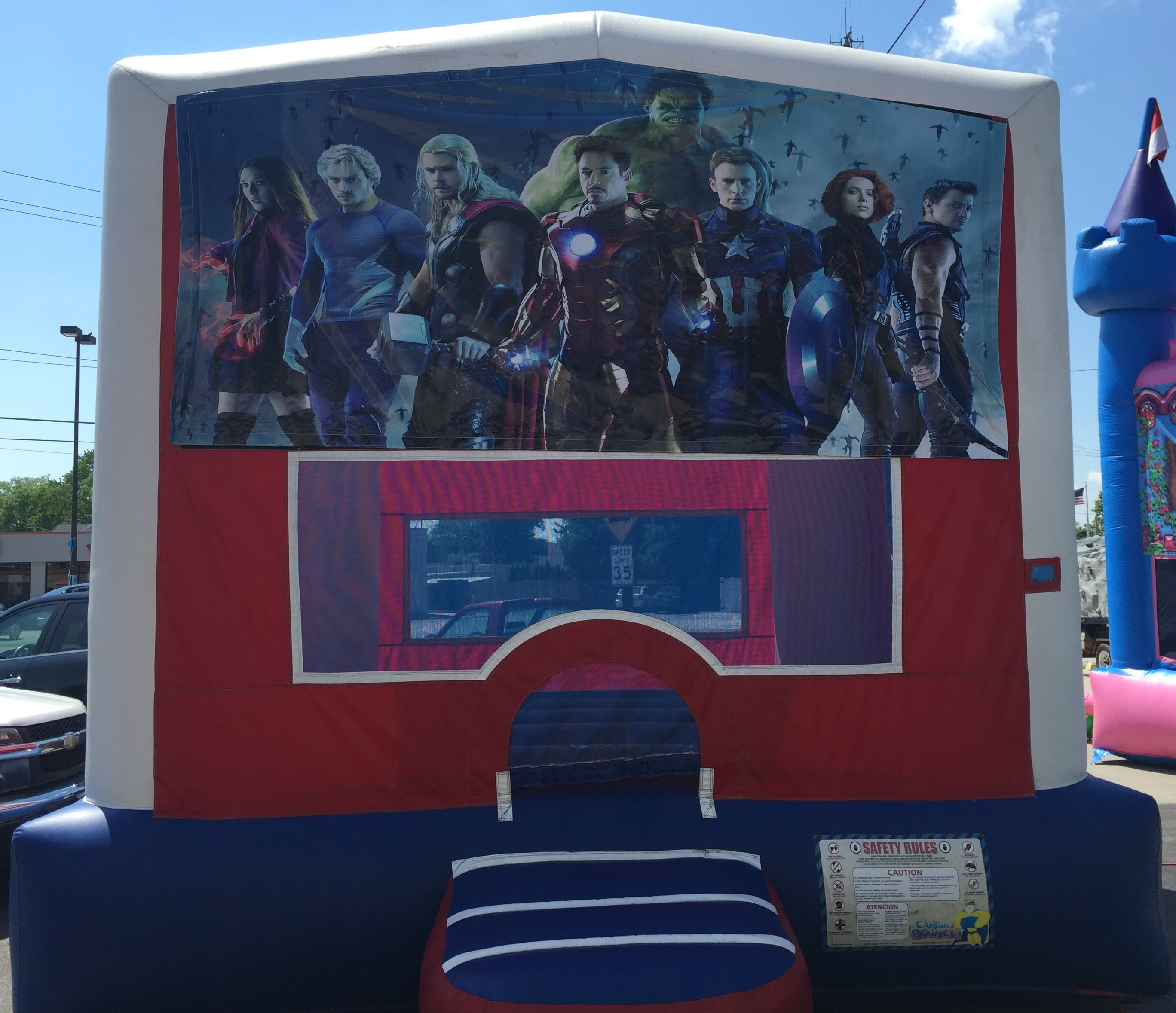 Avengers 2 #63